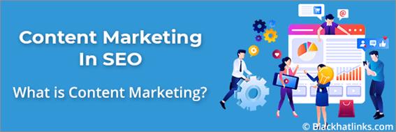 O marketing de conteúdo em SEO tem sido enorme nos últimos cinco anos. E não está mostrando sinais de desaceleração.