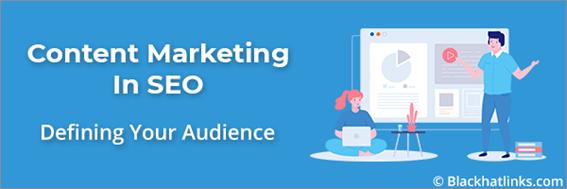 O marketing de conteúdo em SEO